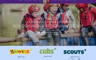 Southend Estuary Scout District