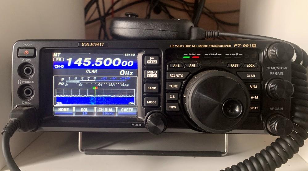 YaesuFT-991A